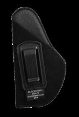 Blackhawk BLACKHAWK INSIDE THE PANTS HOLSTER, 73IP05BK-L,  SIZE 05 (GLOCK 26/27), NYLON, LH