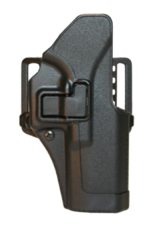 Blackhawk BLACKHAWK SERPA HOLSTER, 410500BK-R, GLOCK 17/22/31, SIZE 00, MATTE, RH