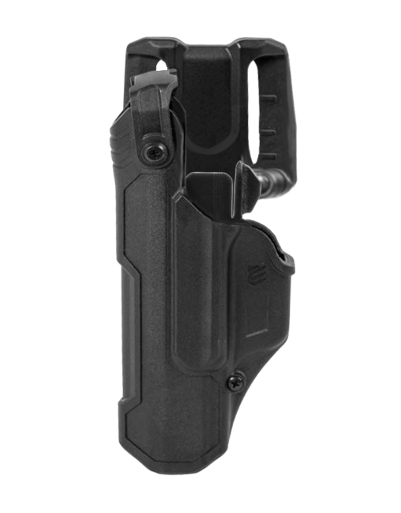 Blackhawk BLACKHAWK T-SERIES L3D HOLSTER, SIG SAUER P320 / M18 / M17, LEFT HAND, BLACK, LEVEL 3 RETENTION