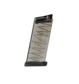 Elite Tactical Systems ETS GLOCK 43 MAGAZINE, 9MM, 7RD, SMOKE
