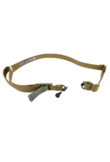 Blue Force Gear BLUE FORCE GEAR VICKERS 2 TO 1 SLING, RED SWIVEL VERSION, #VCAS-2T01-RED-125-AA-CB,  COYOTE BROWN