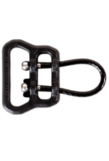 """Blue Force Gear BLUE FORCE GEAR UNIVERSAL WIRE LOOP, WITH U LOOP, FOR 1.25"""" SLINGS AND LARGER, BLACK, #UWL-UL1-125-B"""