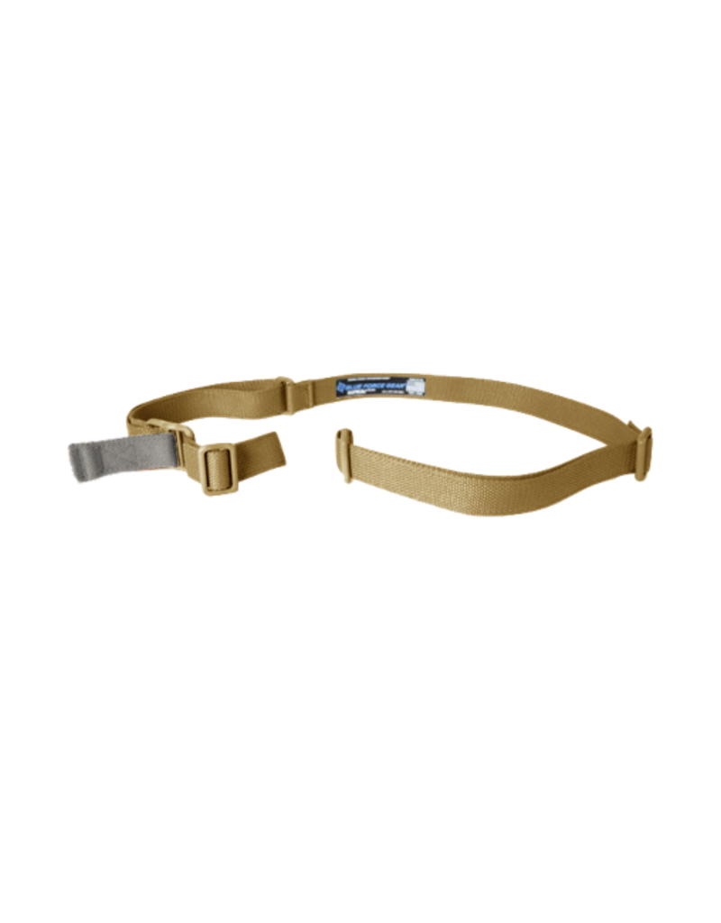 Blue Force Gear BLUE FORCE GEAR VICKERS COMBAT APPLICATIONS SLING, #VCAS-125-OA-CB, COYOTE BROWN