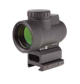 Trijicon TRIJICON MRO, 1X25 MRO 2.0 MOA ADJ RED DOT, INCLUDES MRO MOUNT (AC32068)