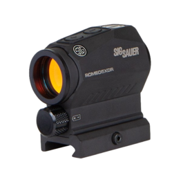 Sig Sauer SIG SAUER OPTIC ROMEO 5 XDR,#SOR52102, COMPACT RED DOT SIGHT, 1X20MM, 2 MOA RED DOT, 65 MOA CIRCLE DOT