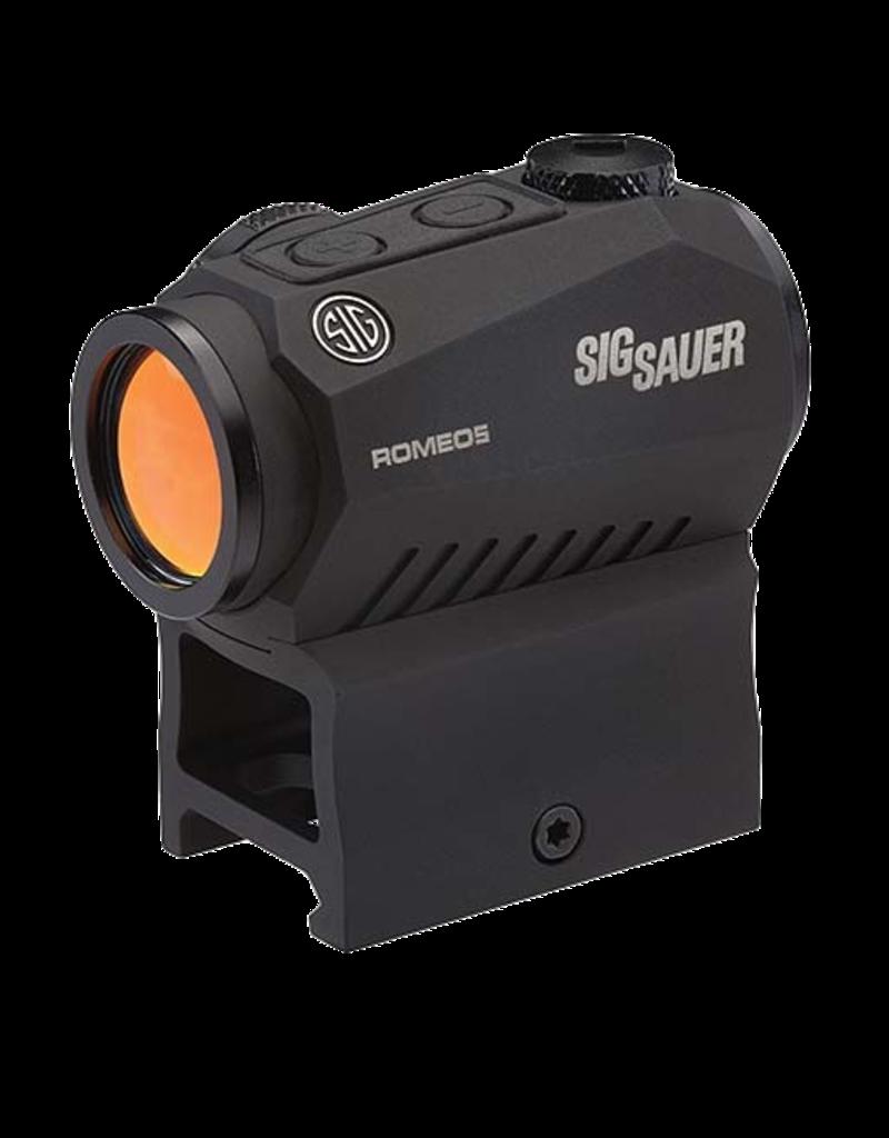 Sig Sauer SIG SAUER OPTIC, #SOR52001, ROMEO 5 COMPACT RED DOT SIGHT, 1X20MM, 2 MOA