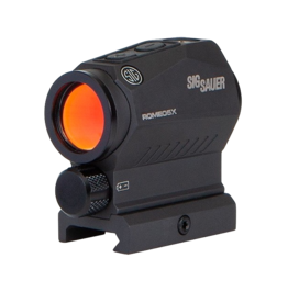 Sig Sauer SIG SAUER OPTIC, ROMEO 5 X, COMPACT RED DOT SIGHT, 1X20MM, #SOR52101, 2 MOA RED DOT, 65 MOA CIRCLE DOT