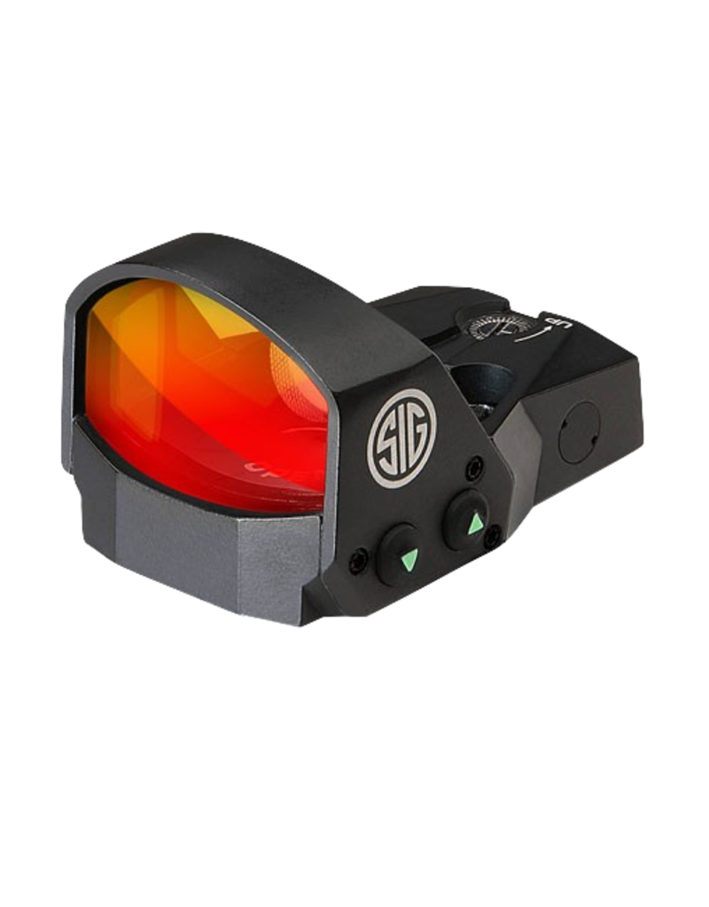 Sig Sauer SIG SAUER OPTIC, #SOR11005, ROMEO 1 MINI REFLEX SIGHT, 1X30MM, #SOR11005, 3 MOA RED DOT, PISTOL ADAPTOR PACK, BLACK