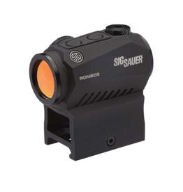Sig Sauer SIG SAUER ROMEO 5 XDR COMPACT RED DOT SIGHT, #SOR52122, 1X20MM, PREDATOR GREEN DOT, 0.5 MOA ADJ, AAA, M1913, BLACK