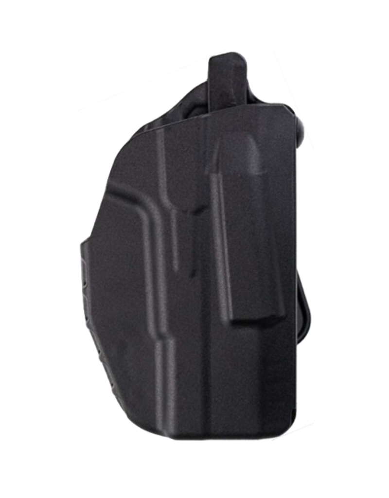 Safariland SAFARILAND 7371 MICRO HOLSTER, #7371-89518-411, GLOCK 42/43 WITH TLR-6, BLACK, RH