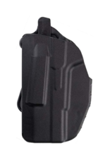Safariland SAFARILAND 7371 MICRO HOLSTER, #7371-89518-412, GLOCK 42/43 WITH TLR-6, BLACK, LH