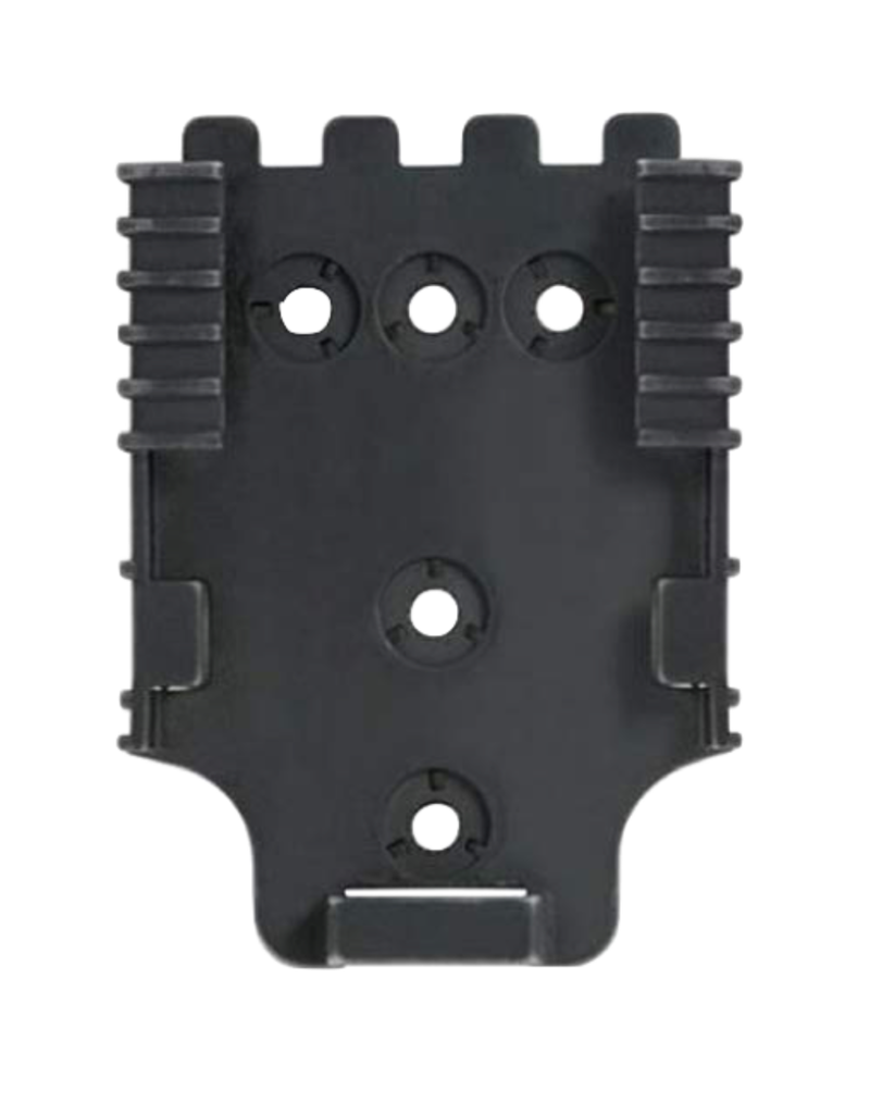 Safariland SAFARILAND QUICK LOCKING SYSTEM, RECEIVER PLATE, 6004-22L-2 (FEMALE ONLY)