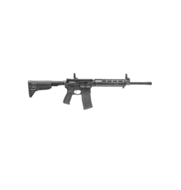 "Springfield Armory SPRINGFIELD SAINT RIFLE, #ST916556BM, 5.56, 16"", BLACK, MID-LENGTH, FRONT/REAR FLIP UP SIGHT, M-LOK"