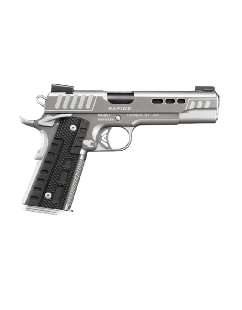 Kimber KIMBER RAPIDE, #30386, RAPIDE BLACK ICE, 9MM,