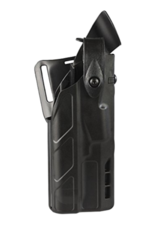 Safariland SAFARILAND 7360 7TS, ALS LEVEL III MID-RIDE, #7360-2832-411, FOR GLOCK 19/23 WITH TLR-1, PLAIN BLACK, RH