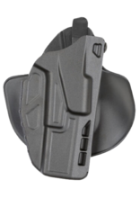 Safariland SAFARILAND 7378 ALS PADDLE & BELT COMBO HOLSTER, #7378-7502-411, SIG 320C W/ TLR1 LIGHT, PLAIN BLACK, RH