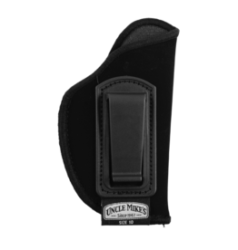 Uncle Mikes UNCLE MIKES INSIDE THE PANTS HOLSTER, SIZE 10, RH, BLACK
