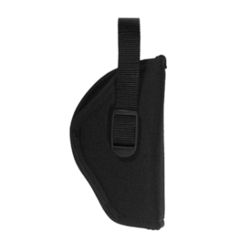 Uncle Mikes UNCLE MIKES SIDEKICK HIP HOLSTER, #81151, SIZE 15, KODRA, BLACK, RH
