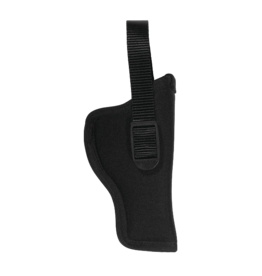 Uncle Mikes UNCLE MIKES SIDEKICK HIP HOLSTER, #81011, SIZE 1, KODRA, BLACK, RH