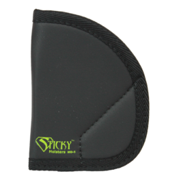 "Sticky Holsters STICKY HOLSTER MD-5, SNUBBY REVOLVERS, J-FRAME, UP TO 2.125"" BARREL"