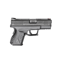 "Springfield Armory SPRINGFIELD XDM COMPACT, #XDM93845CBHCE, 3.8"", .45ACP, BLACK, FIXED SIGHTS"