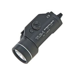 Streamlight STREAMLIGHT TLR-1, #69110, LED LIGHT, 300 LUMENS, CR123 BATTERIES