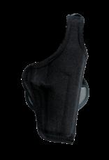 Bianchi BIANCHI ACCUMOLD THUMBSNAP PADDLE HOLSTER, #7500, GLOCK 17/22, BLACK