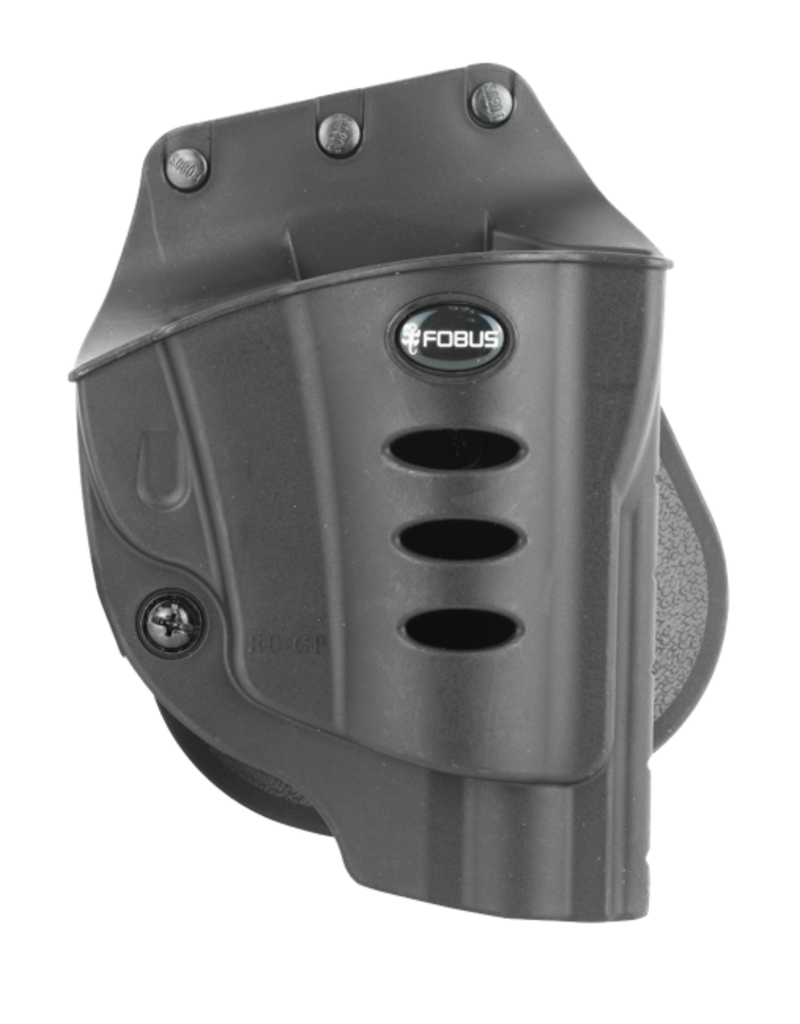 FOBUS FOBUS EVOLUTION SERIES HOLSTER, #RUGP, RUGER GP100