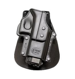 FOBUS FOBUS PADDLE HOLSTER W/ THUMB BREAK, GLOCK 26/27/33