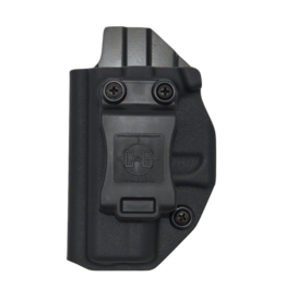 C&G Holsters C&G HOLSTER, GLOCK 42, IWB COVERT, KYDEX, BLACK, LEFT HAND
