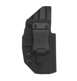 C&G Holsters C&G HOLSTER, GLOCK 48, IWB COVERT, KYDEX, BLACK, RIGHT HAND