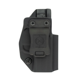 C&G Holsters C&G HOLSTER, SIG SAUER P365, IWB COVERT, KYDEX, BLACK, RIGHT HAND
