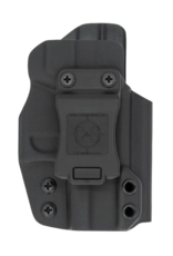 C&G Holsters C&G HOLSTER, GLOCK 43/43X, IWB COVERT, KYDEX, BLACK, RIGHT HAND