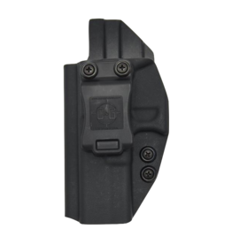 C&G Holsters C&G HOLSTER, GLOCK 17/22, IWB COVERT, KYDEX, BLACK, LEFT HAND