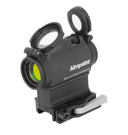 Aimpoint AIMPOINT MICRO H-2, #200211, 2MOA, AR-15 READY, LRP MOUNT/39MM SPACER