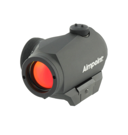 Aimpoint AIMPOINT MICRO H-1, #200018, 2 MOA, DAYLIGHT W/MOUNT