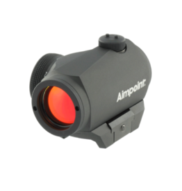 Aimpoint AIMPOINT MICRO H-1, #11910, 4 MOA, DAYLIGHT W/MOUNT-DISC