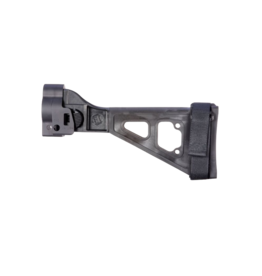 SB TACTICAL SB TACTICAL SIDE FOLDING STABALIZING BRACE, #SBT5A, BLACK, FITS HK SP5