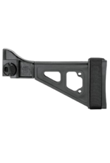 SB TACTICAL SB TACTICAL SIDE FOLDING  BRACE, #SBT-01-SB, BLACK, FITS B&T APC + HK UMP