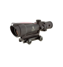 Trijicon TRIJICON ACOG, 3.5 X 35, DUAL ILLUM., RED CHEVRON, 223 BALLISTIC, TA51 MOUNT