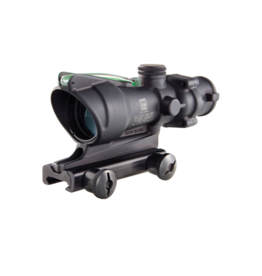 Trijicon TRIJICON ACOG, 4 X 32, DUAL ILLUM., GREEN CHEVRON, TA51 MOUNT