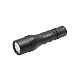 Surefire SUREFIRE 6PXD, #6PXD-A-BK, DEFENDER TAC FLASHLIGHT, BLACK - DISC