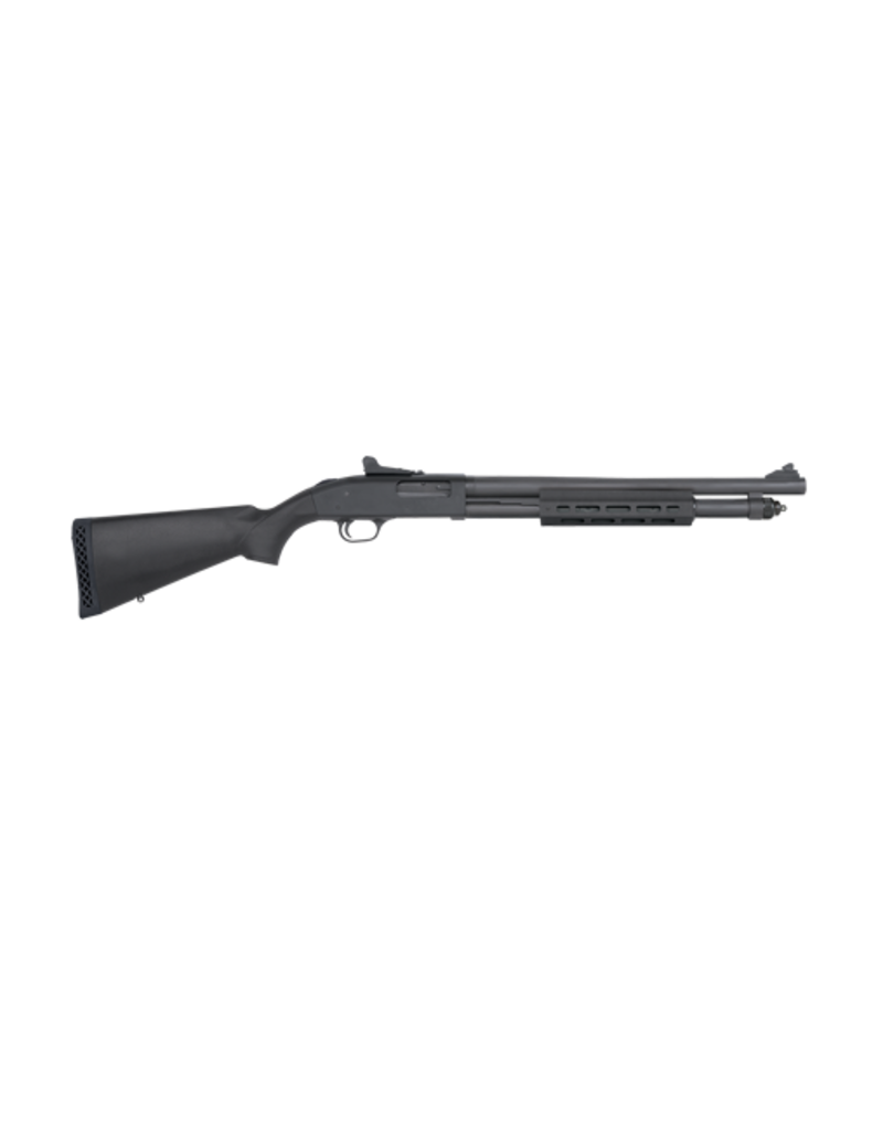 "Mossberg/Maverick MOSSBERG 5910A1, #50765, 12GA, 18.5"",  7 SHOT, GHOST RING, TRI-RAIL"