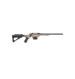 "Mossberg/Maverick MOSSBERG MVP LIGHT CHASSIS, #28017, .308,  TAN ALUMINUM, 18.5"", BOLT, THREADED BARREL"