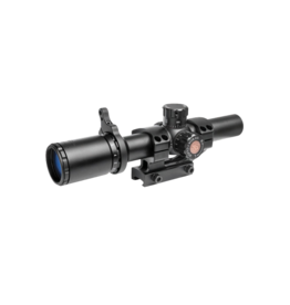 TruGlo TRUGLO 1X6X24 RIFLE SCOPE, 30MM, IR SPC, 1 PC MOUNT