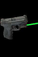 Lasermax LASERMAX SPARTAN RAIL MOUNTED LASER, GREEN