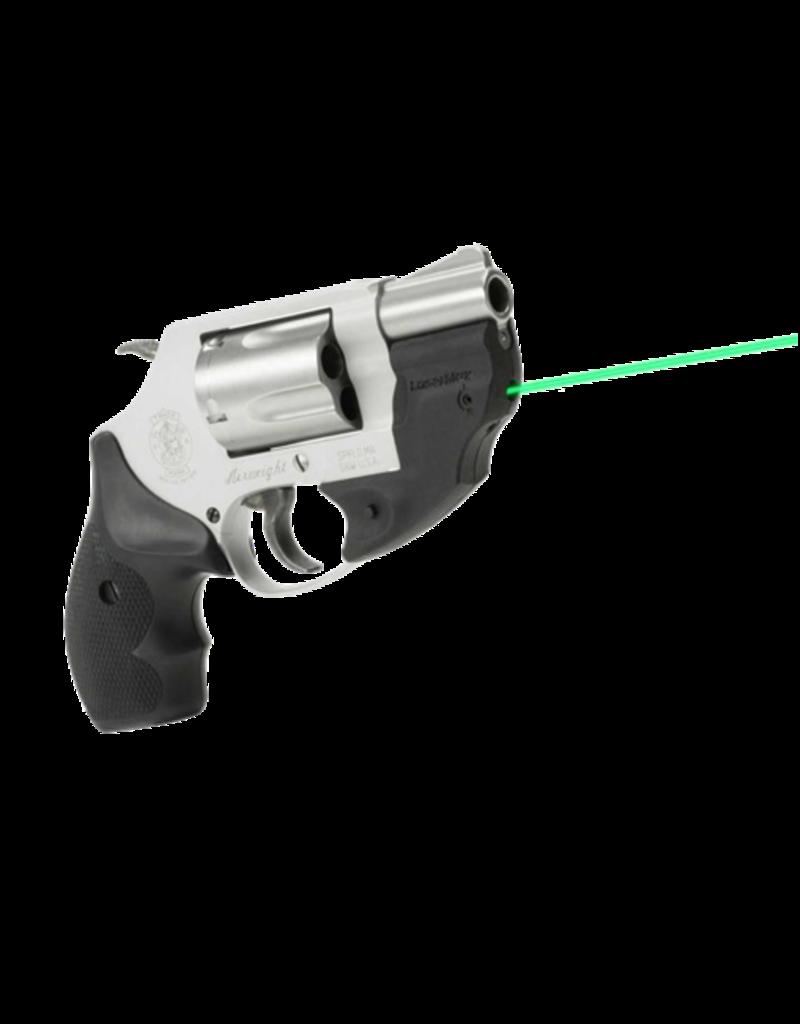 Lasermax LASERMAX FRAME MOUNTED LASER, S&W J-FRAME REVOLVER, GREEN