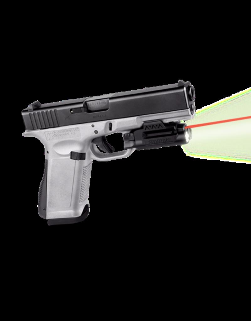 Lasermax LASERMAX SPARTAN RAIL MOUNTED LASER/LIGHT COMBO, RED