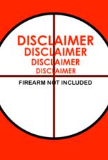 Crimson Trace CRIMSON TRACE LASER GRIP, LG-307, S&W K&L SQUARE BUTT