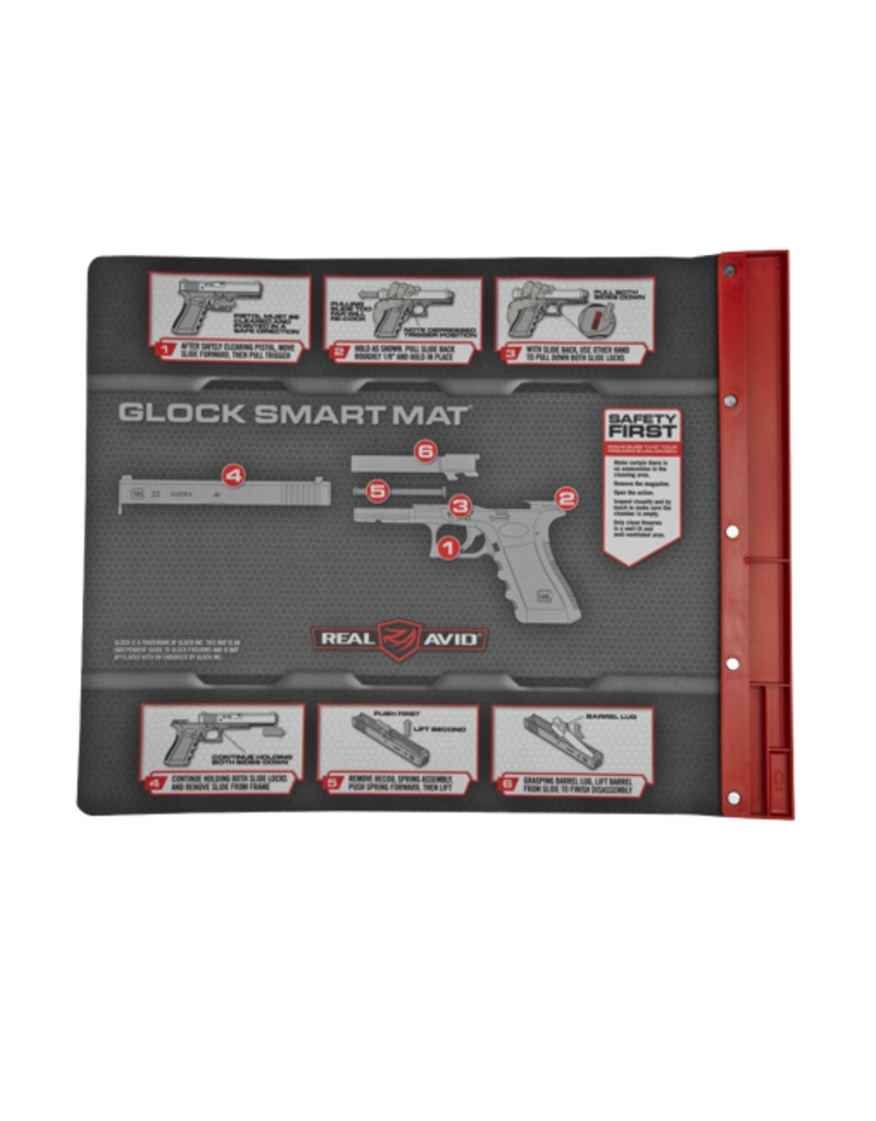 REAL AVID REAL AVID, #AVGLOCKSM, SMART MAT FOR GLOCK
